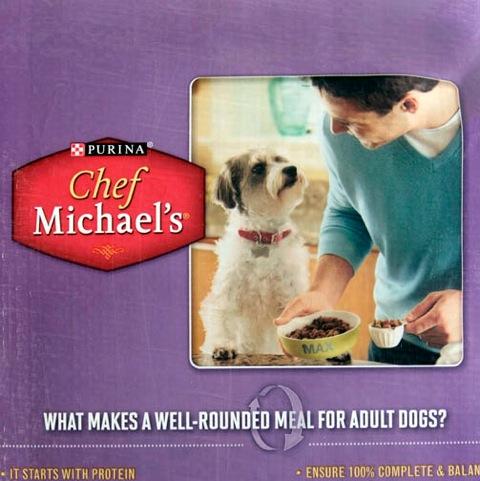 Chef Michael's blu pkg wsz