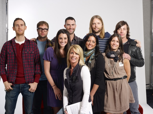 Maroon 5 Shoot (2)