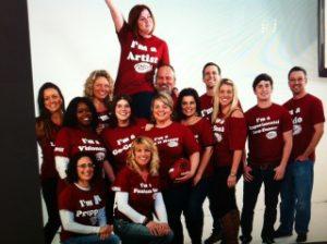 St Louis Production Team