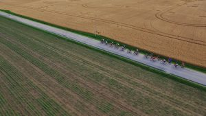 Drone operator in St Louis, photographer & videographer Geoff Cardin
