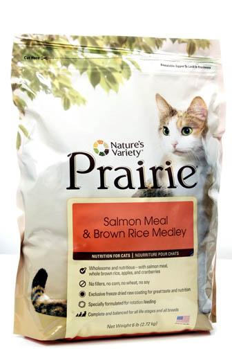 nat variety prairie cat salmon wsz